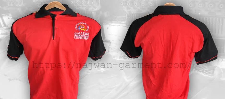 Tips Memilih Penjahit Konveksi Kaos Krah Polo Shirt di Surabaya!