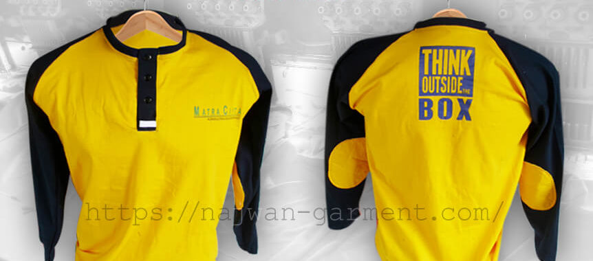 Desain Kaos Poloshirt Shanghai Matra Cipta