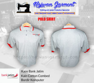 Vendor Kaos Polo Shirt