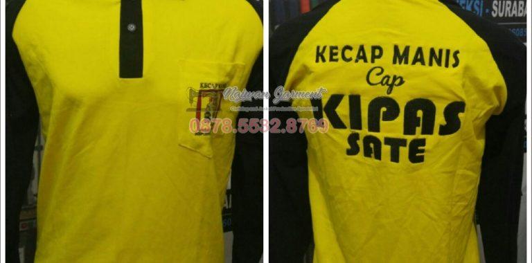 Vendor Kaos Polo Shirt